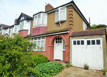 Thumbnail 3 bed end terrace house for sale in Torrington Gardens, Perivale, Middlesex
