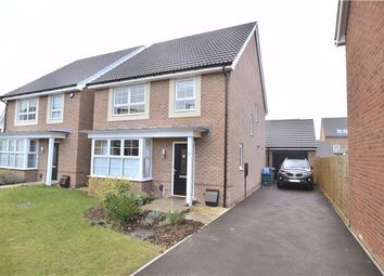 Thumbnail 4 bed detached house for sale in Bircher Way, Hucclecote, Gloucester