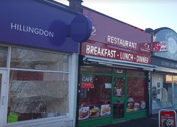 Thumbnail Restaurant/cafe for sale in Hercies Road, Hillingdon