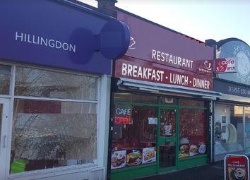 Thumbnail Restaurant/cafe for sale in Hercies Road, Hillingdon