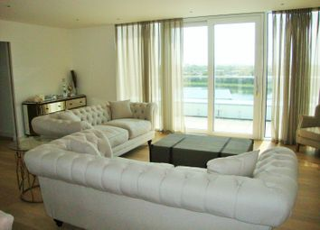 Thumbnail 3 bedroom flat for sale in Rivulet Apartments, Devan Grove, London