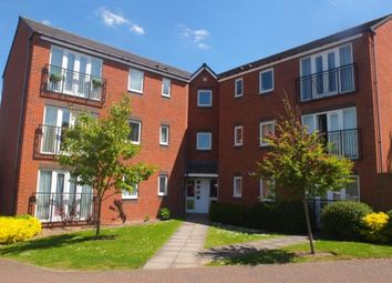 Thumbnail 2 bed flat to rent in Moorhouse Close, Wellington
