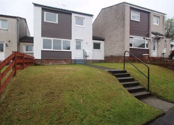 Thumbnail 4 bed link-detached house for sale in Divert Road, Gourock
