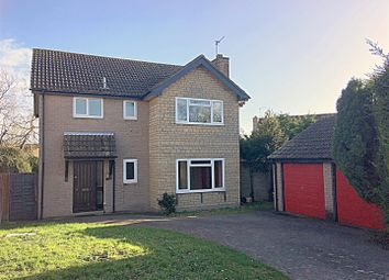 Thumbnail 4 bedroom detached house for sale in Despenser Road, Sully, Penarth