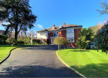 The Avenue, Westbourne, Bournemouth BH13. 5 bed detached house for sale