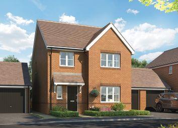 Thumbnail 4 bedroom link-detached house for sale in Ringwood Road, Ferndown
