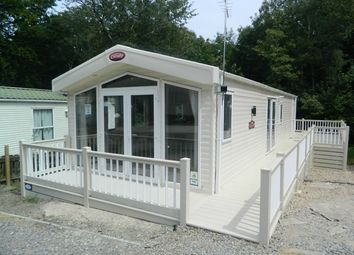 Thumbnail 2 bed mobile/park home for sale in Beauport Holiday Park, The Ridge West