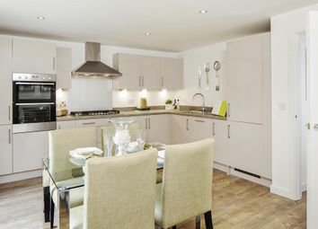 """Thumbnail 3 bedroom semi-detached house for sale in """"Atherton"""" at Dryleaze, Yate, Bristol"""