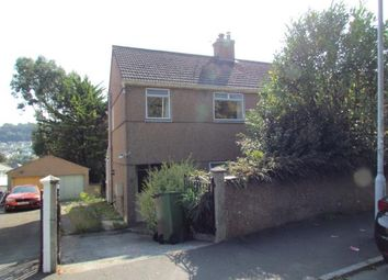 Thumbnail 3 bed semi-detached house for sale in Plympton, Plymouth, Devon