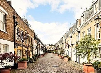 Thumbnail 4 bedroom terraced house for sale in Elnathan Mews, London