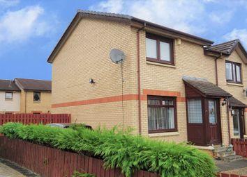 Thumbnail 2 bed end terrace house for sale in Holmes Quadrant, Bellshill