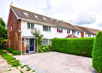 Thumbnail Semi-detached house for sale in Harvey Close, Creasys Drive, Crawley