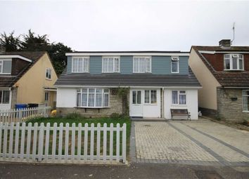 Thumbnail 3 bed detached house for sale in Woodlands Avenue, Hamworthy, Poole