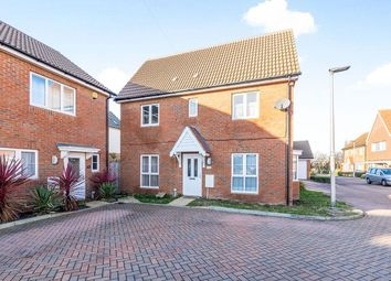 Thumbnail 3 bed semi-detached house for sale in The Fields, Hoo, Rochester