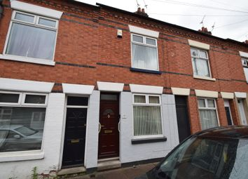 Thumbnail 2 bed terraced house for sale in Warwick Street, Newfoundpool, Leicester