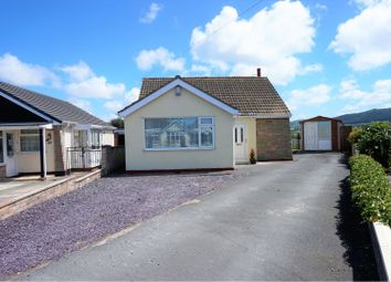 Thumbnail 5 bed detached bungalow for sale in Lon Y Llyn, Pensarn