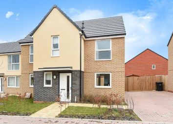 Thumbnail 3 bed detached house for sale in Hereford City, Hereford