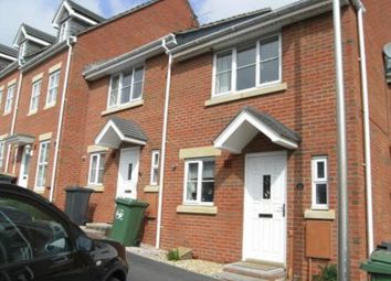 Thumbnail 2 bed terraced house to rent in Lavender Road, Exeter