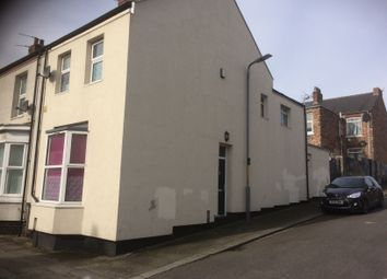 Thumbnail 3 bed end terrace house to rent in Hamilton Road, Stockton