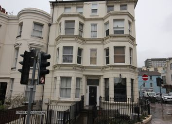 Thumbnail 1 bed flat to rent in Lower Rock Gardens, Kemp Town. Brighton