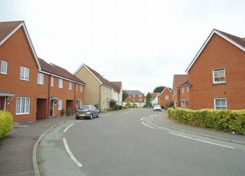 Thumbnail 2 bed terraced house to rent in Flavius Way, Colchester, Essex