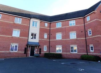 Thumbnail 2 bed flat for sale in Stackyard Close, Thorpe Astley, Leicester, Leicestershire