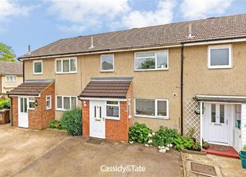 Thumbnail 3 bed terraced house for sale in Hilldyke Road, Wheathampstead, Hertfordshire