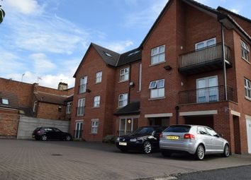Thumbnail 1 bed flat for sale in Ratcliffe Road, Loughborough
