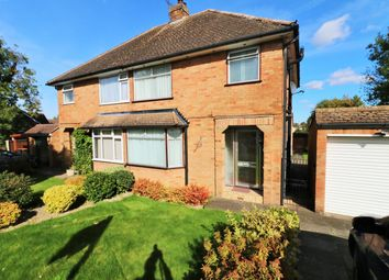Thumbnail 1 bed semi-detached house to rent in Bull Pond Lane, Dunstable