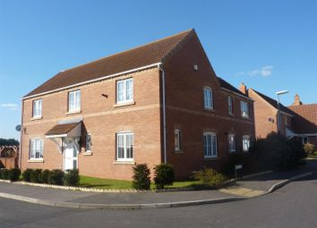 Thumbnail 5 bedroom detached house for sale in Winchelsea Road, Ruskington, Sleaford