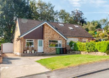 Thumbnail 3 bed semi-detached bungalow for sale in Knollwood Park, Horsforth