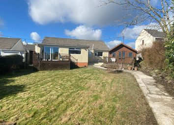 Thumbnail 3 bed detached bungalow for sale in Scredda, St. Austell