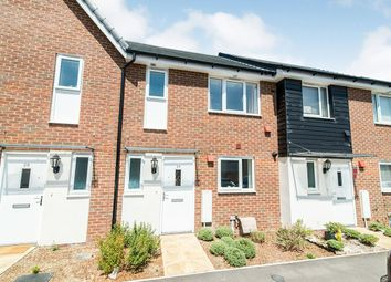 3 bed terraced house for sale in Woolhampton Drive, Basingstoke, Hampshire RG24
