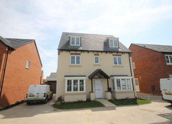 Thumbnail 5 bed detached house for sale in West Cross Lane, Mountsorrel, Loughborough