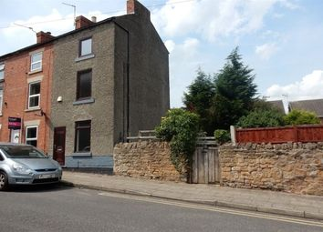 Thumbnail 2 bed terraced house to rent in West Terrace, Hucknall, Nottingham