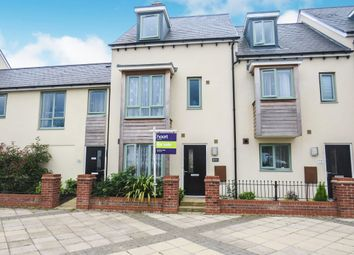 4 bed terraced house for sale in Gold Furlong, Marston Park, Marston Moretaine MK43