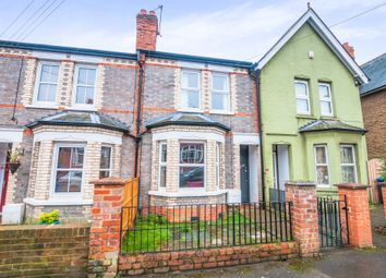Thumbnail 3 bed terraced house for sale in Clare Road, Maidenhead
