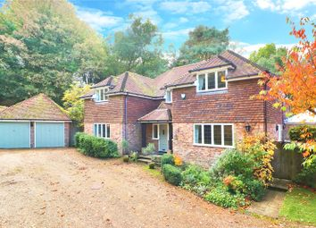 Thumbnail 5 bed detached house for sale in Bates Hill, Ightham, Sevenoaks, Kent