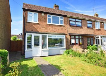 Thumbnail 3 bed end terrace house for sale in Ford Lane, Rainham, Essex