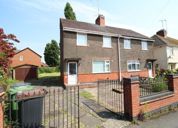 Thumbnail 3 bed semi-detached house for sale in Lady Warwick Avenue, Bedworth