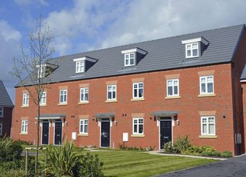 "Thumbnail 3 bedroom semi-detached house for sale in ""Nugent"" at Stevens Court, Wellingborough Road, Earls Barton, Northampton"
