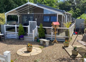 Thumbnail 2 bed lodge for sale in Lower Denbigh Road, St Asaph, St Asaph