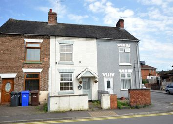 Thumbnail 2 bed terraced house for sale in Hill Street, Burton-On-Trent