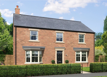 Thumbnail 5 bed detached house for sale in Peter's Mill, Alnwick, Northumberland