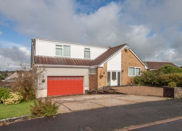 Thumbnail 5 bed detached house for sale in Hazel Close, Plymouth