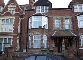 Thumbnail 2 bedroom flat to rent in Vicarage Road, Cromer