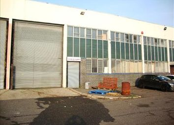 Thumbnail Light industrial to let in Unit K, Abbey Wharf, Kingsbridge Road, Barking, Essex