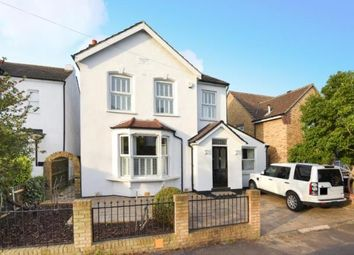 Thumbnail 5 bed detached house for sale in Derby Road, London