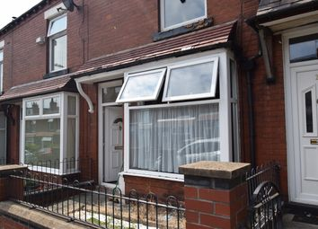 Thumbnail 2 bed terraced house to rent in Hastings Road, Bolton