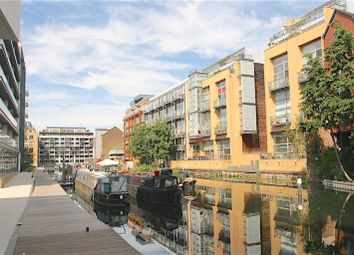 Thumbnail 2 bedroom flat to rent in Benyon Wharf, Kingsland Road, Hackney